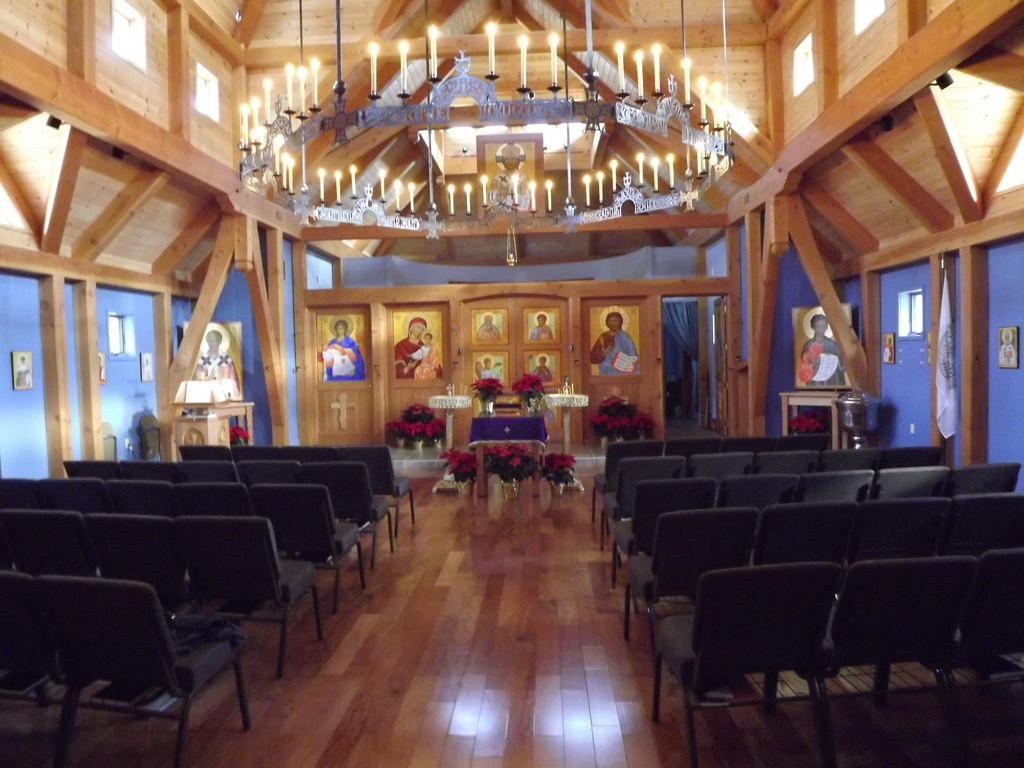 St. Thomas the Apostle Orthodox Church in Waldorf, Maryland