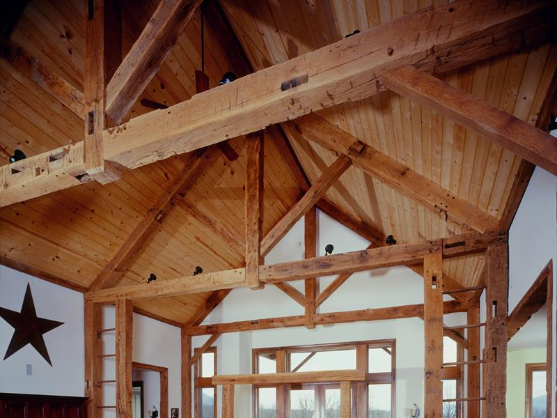Blum | Lancaster County Timber Frames, Inc.
