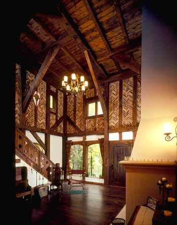 Timber Framing Design Choices
