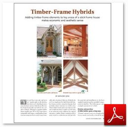 Timber Homes Illustrated
