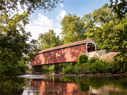 Siegrist Mill Covered Bridge