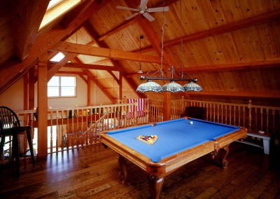 Forbes-timber-frame-game-room