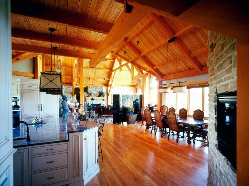 Kaufmann | Lancaster County Timber Frames, Inc.