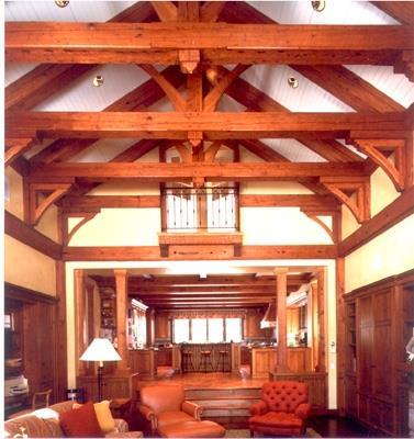 Levenstein-timber-frame-greatroom