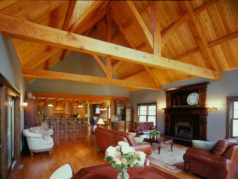 Francis Lancaster County Timber Frames Inc