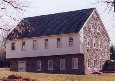Hamilton Barn