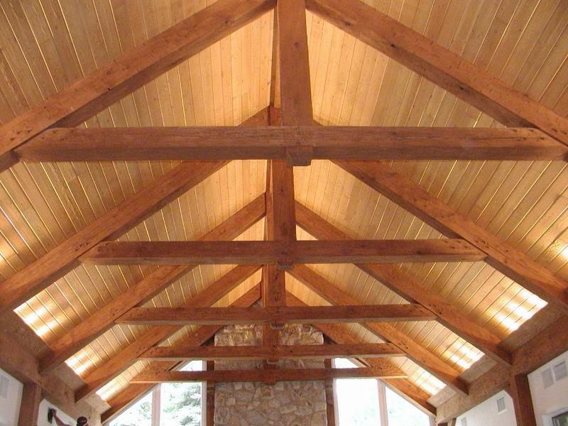 Leiberman | Lancaster County Timber Frames, Inc.