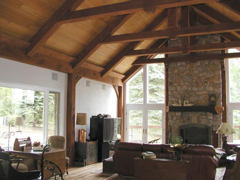 Leiberman Lancaster County Timber Frames Inc
