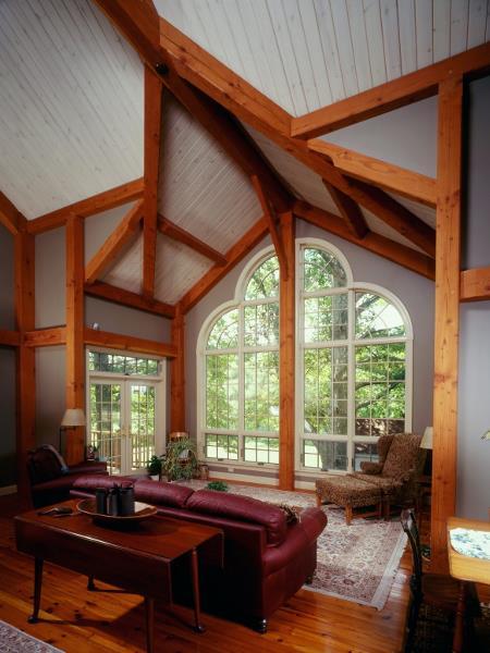 Schwartz | Lancaster County Timber Frames, Inc.