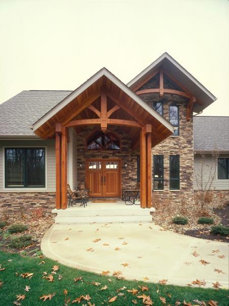 Van Fleet Lancaster County Timber Frames Inc